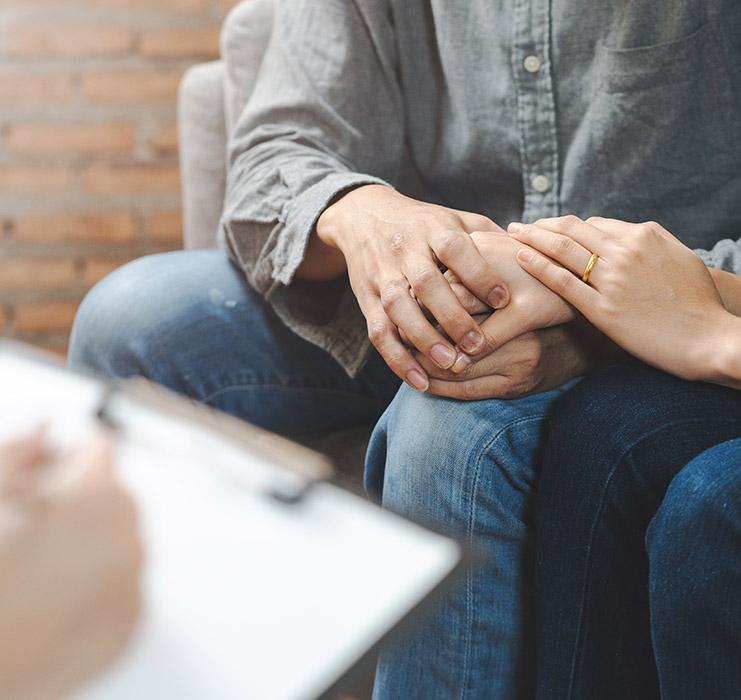Terapia pareja Psicología CAPS